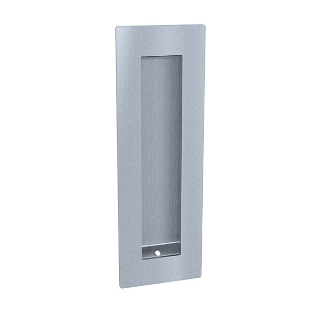 PULL HANDLE 150x50 STAINLESS STEEL